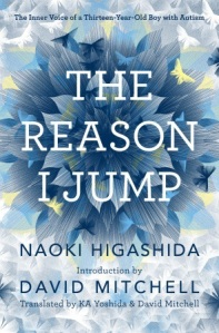"""Please don't assume that The Reason I Jump is just another book for the crowded autism shelf. . . . This is an intimate book, one that brings readers right into an autistic mind—what it's like without boundaries of time, why cues and prompts are necessary, and why it's so impossible to hold someone else's hand. Of course, there's a wide range of behavior here; that's why 'on the spectrum' has become such a popular phrase. But by listening to this voice, we can understand its echoes.""—Chicago Tribune (Editor's Choice)"